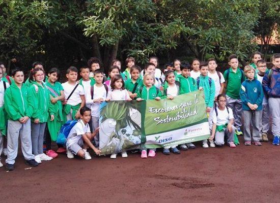 Proyecto Escolares para la Sostenibilidad
