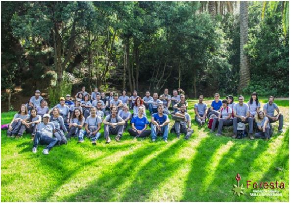 Foresta forma a 21 desempleados en el II Proyecto Emplea Verde Gran Canaria
