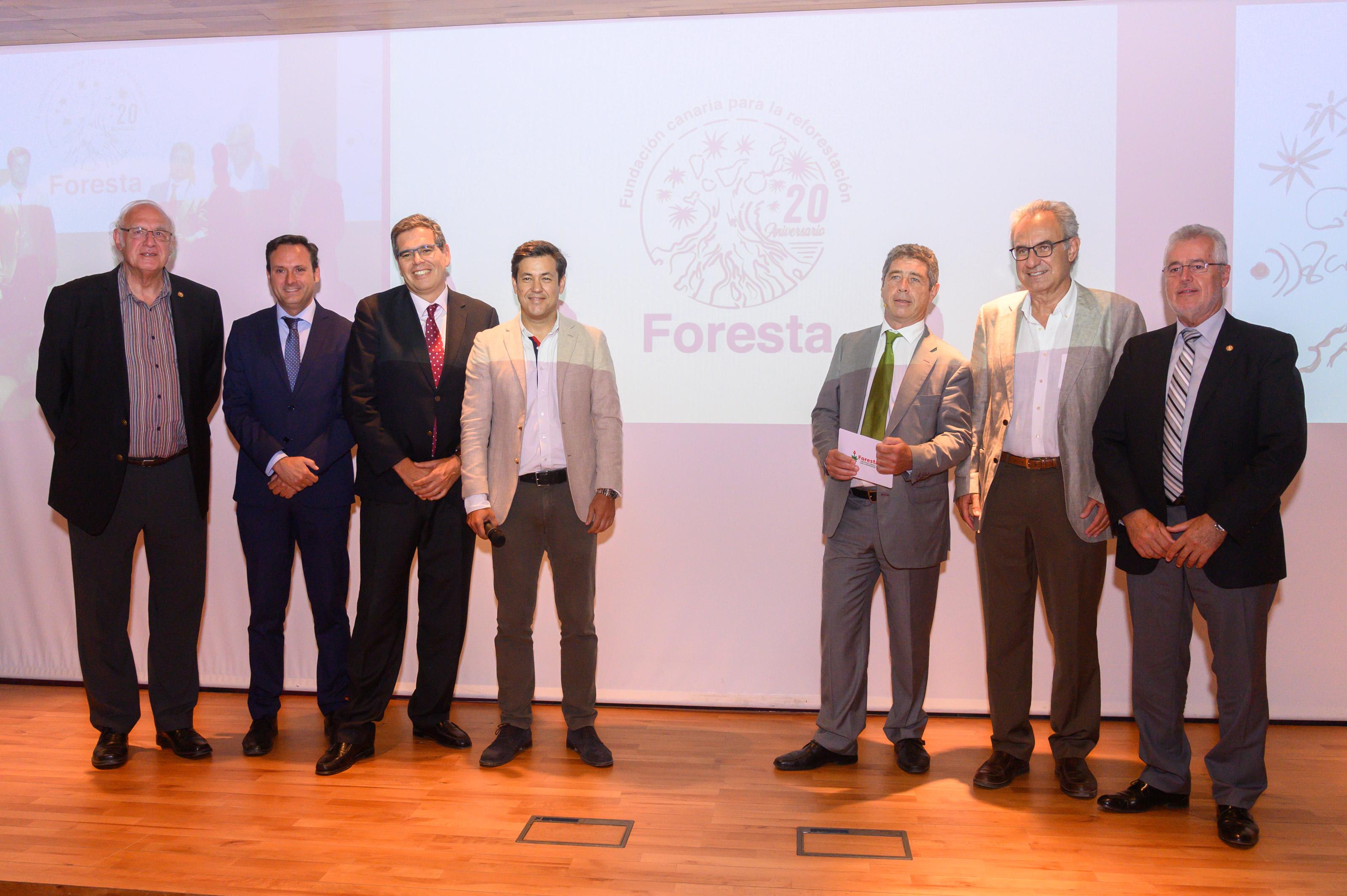 20 aniversario de la Fundación FORESTA
