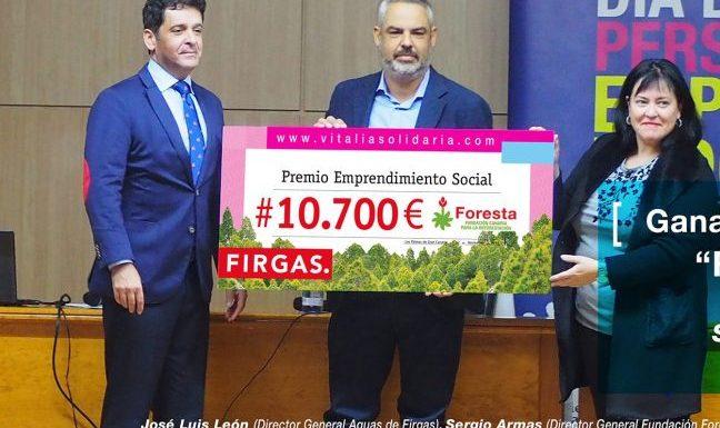 Premio Agua firgas