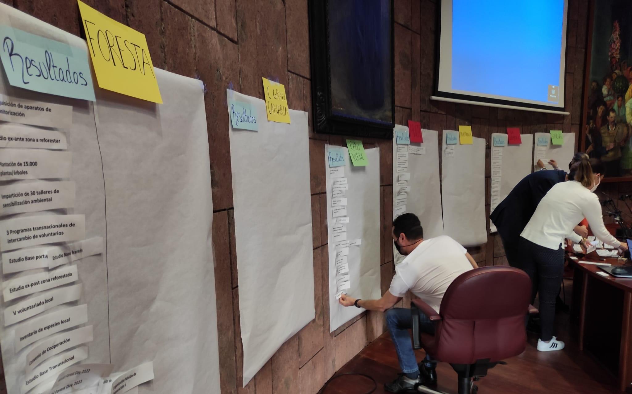 Foresta lidera el Proyecto Treemac para impulsar el patrimonio natural de La Gomera