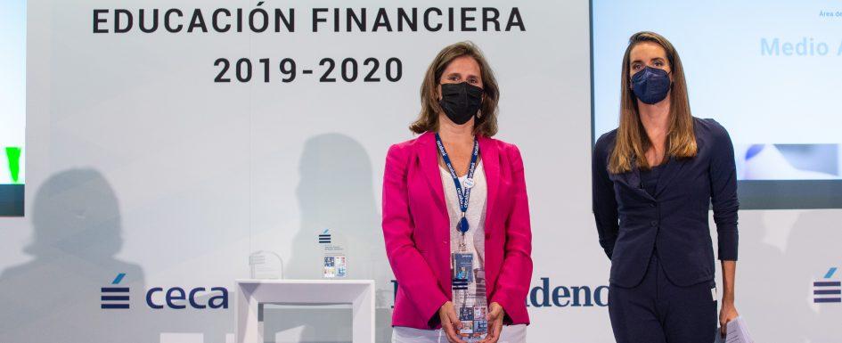 El proyecto 'Bosques desde el aire' de Foresta, galardonado en los Premios CECA de Obra Social y Educación Financiera 2019-2020